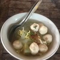 Photo taken at Cafetaria of stikes bali (renon) by Aii O. on 12/1/2012