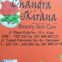 Photo taken at Chandra Kirana Medicare - Salon - Spa by Aii O. on 2/10/2013
