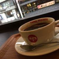 Photo taken at CAFE PASCUCCI 京都三条店 by のりぞう U. on 10/13/2014