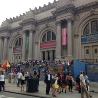 Photo taken at Museum Mile by NYCphotos on 6/11/2013