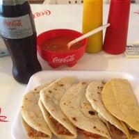 Photo taken at Tacos El Venao by Marizpe R. on 6/28/2016