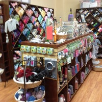 Photo taken at Knit 'n Knibble by Julia S. on 10/8/2013