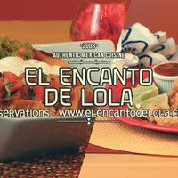 Photo taken at el encanto de lola by elencanto d. on 10/7/2015