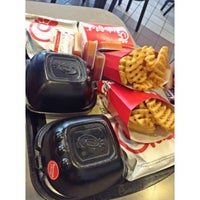 Photo taken at Chick-fil-A by Cheska D. on 8/30/2013