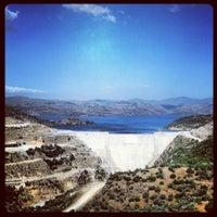 6/2/2013 tarihinde Cüneyt K.ziyaretçi tarafından Çine Baraji seyir tepesi'de çekilen fotoğraf