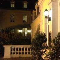 Photo taken at Schlosshotel Groß Plasten by Christian B. on 10/4/2012