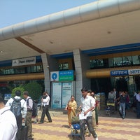 Photo taken at Pune Airport (PNQ) by Ajith N. on 3/11/2013