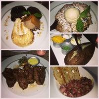 Photo taken at BOA Steakhouse by Elizabeth L. on 5/6/2013