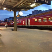 Das Foto wurde bei Bahnhof Jena West von Chris V. am 9/28/2014 aufgenommen