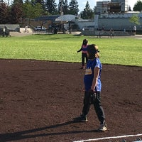 Photo taken at Battle Ground Little League Field by Scott C. on 4/26/2016
