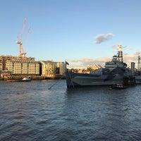 Photo taken at London Bridge City Pier by Safi J. on 10/5/2017