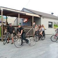 Foto diambil di Dugout Bar & Grill oleh DongHoon S. pada 9/19/2013