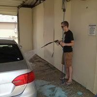 Photo taken at Splash N' Dash Car Wash by Misstrevor on 7/5/2013