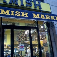 Photo taken at Amish Market Tribeca by Mio O. on 10/15/2012