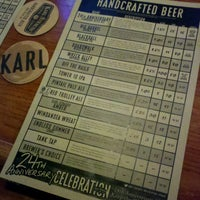 Photo taken at Karl Strauss Brewery & Restaurant by oma t. on 2/18/2013