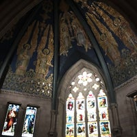 Photo taken at Sage Chapel by Fanny L. on 5/6/2017