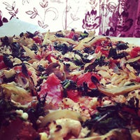 Photo taken at Organic Pizza Company by Fanny L. on 3/26/2013