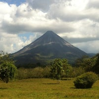 Photo taken at Volcán Arenal by Chelsea N. on 2/8/2013