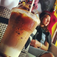 Photo taken at Coffee Mania By Joe by Gupizza on 9/1/2013