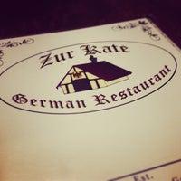 Photo taken at Zur Kate by Dani G. on 4/17/2013