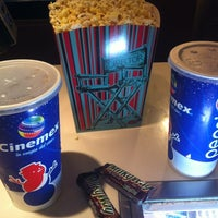 Photo taken at Cinemex by Adolfo R. on 12/29/2012