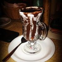 Photo taken at Fran's Café by Pedro L. on 12/15/2012