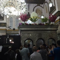 Photo taken at Al Sayeda Zainab by Imran on 8/28/2015