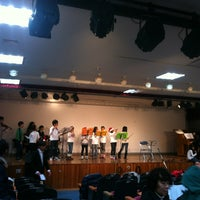 Photo taken at 광명시 평생학습센터 by Michael C. on 12/22/2012