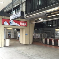 Photo taken at South San Francisco BART Parking by Paul C. on 12/7/2014