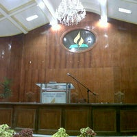 Photo taken at Seveventh Day Adventist SDA Church by Amiel D on 10/26/2012
