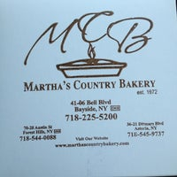 Photo taken at Martha's Country Bakery by Yomaylin F. on 4/15/2013
