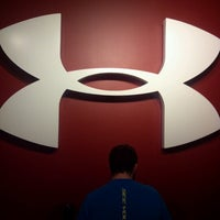 Photo taken at Under Armour by Bill E. on 10/7/2012