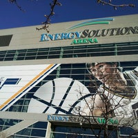Photo taken at Vivint Smart Home Arena by EJ C. on 3/31/2013
