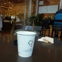 Photo taken at CAFFE CIAO PRESSO & LITTLE MERMAID チャオプレッソ by Jun Y. on 4/10/2013