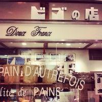 4/13/2013にJun Y.がDouce Franceで撮った写真