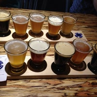 Photo taken at Mike Hess Brewing by Chester N. on 8/11/2013