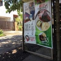 Photo taken at Bamboombayan Resto by Harlene R. on 10/17/2016
