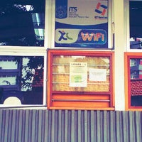 Photo taken at REKTORAT dan BAAK ITS by Deden F. on 6/12/2013