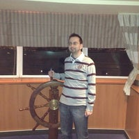 Photo taken at Sky Bar, Pride Of Rotterdam by Rob on 11/1/2012