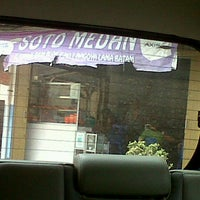 Photo taken at Soto Medan by Steinly L. on 9/23/2012