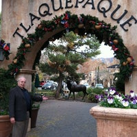 Photo taken at Tlaquepaque by Joy B. on 11/30/2012