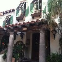 Photo taken at Las Casuelas Terraza by Joy B. on 12/12/2012