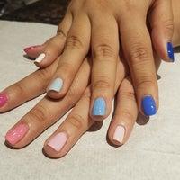 Photo taken at Vickies Nail Salon by Vickies N. on 8/23/2016