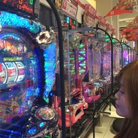 Photo taken at hinoMARU PACHINKO&SLOT by Phil M. on 10/16/2015