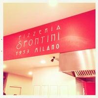 Foto scattata a Pizzeria Spontini da Symon B. il 5/10/2013