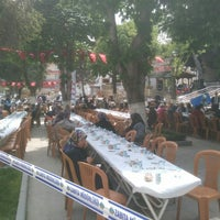 Photo taken at Medrese Parkı by Serhat F. on 5/12/2016