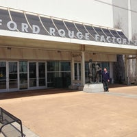 Photo taken at Ford River Rouge Factory Tour by Susan on 4/16/2013