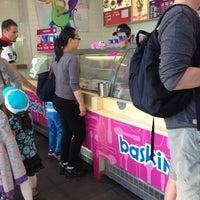 Photo taken at Baskin Robbins by Susan on 4/27/2013