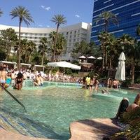 Photo taken at Hard Rock Hotel & Casino VIP Lounge by Daniel on 5/4/2013