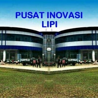 Photo taken at Pusat Inovasi LIPI by Syifa R. on 3/7/2015